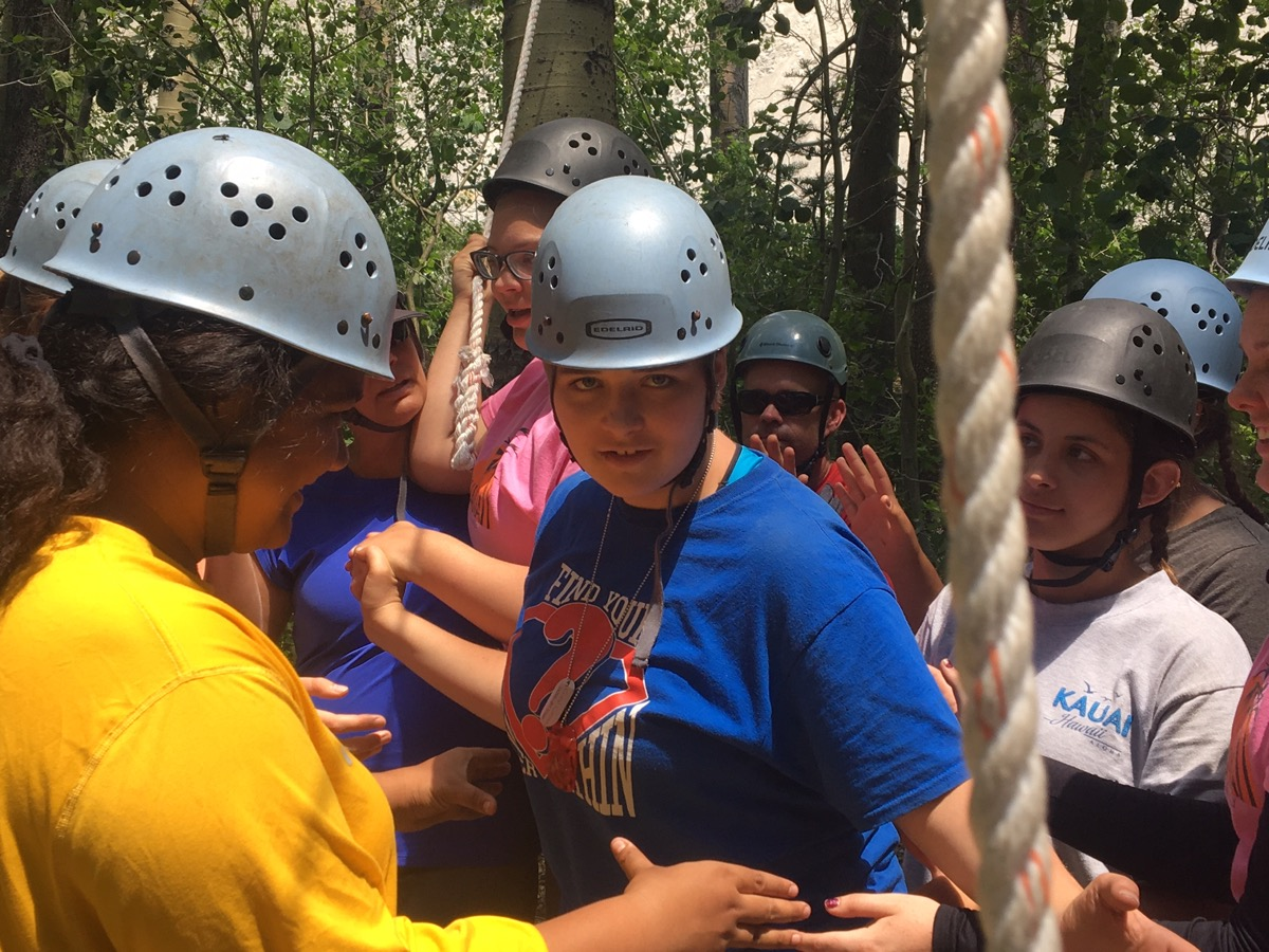 LDS Girl's Camp: Capping Off A Week Of Adventure - Project Discovery